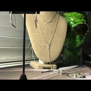 Chloe + Isabel Jewelry - Chloe + Isabel Astra Open Hoop Earrings